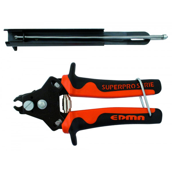 TOP GRAFER 18 - Hand hog ring pliers with magazine