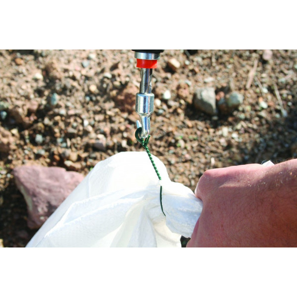 TORNADO PRO - Lieur automatique professionnel pour liens métalliques à boucles