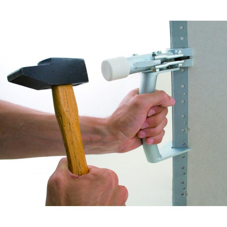 corner fix outil sertir les corni res d 39 angles m talliques edma. Black Bedroom Furniture Sets. Home Design Ideas