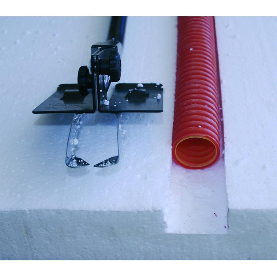 CANALCUT - Precision insulation cutter - EDMA