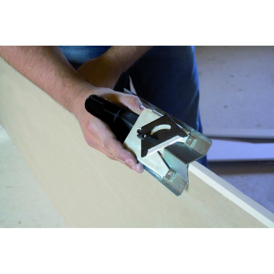 Kantenhobel für gipskartonplatten