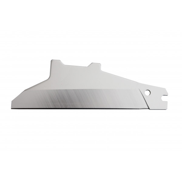 INTERCHANGEABLE 130 MM STAINLESS STEEL BLADE FOR WOODY CUT® XL