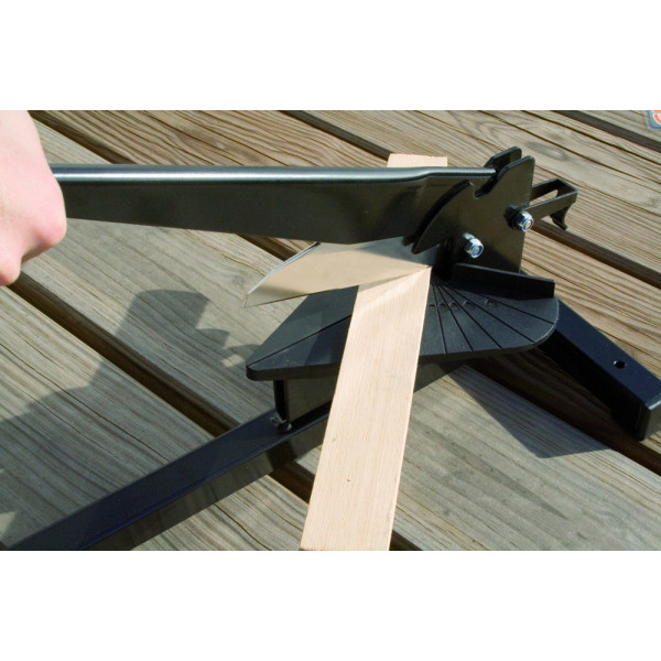 CAMELEON 130 - Гильотина для резки под углом со сменным стальным лезвием 130мм