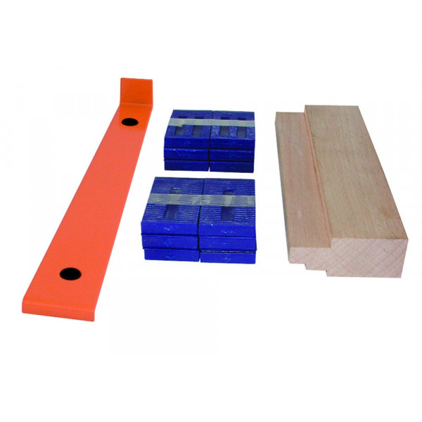 SET TAK-TIK - A complete set for installing laminate flooring
