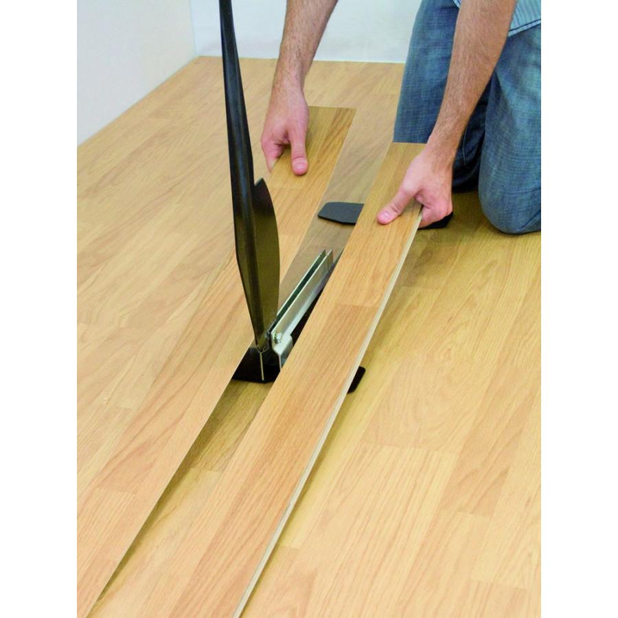 LAMINOCUT 2 - Laminate, vinyl and PVC flooring guillotine - EDMA