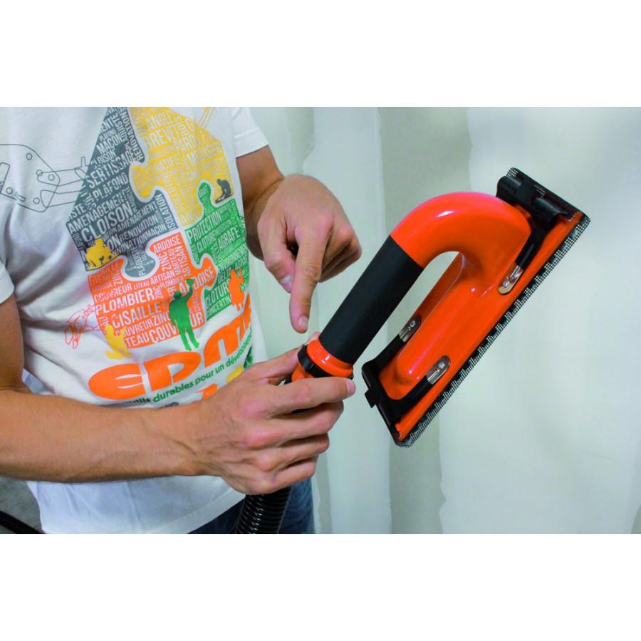 clean sander handschleifer f r staubsauger edma. Black Bedroom Furniture Sets. Home Design Ideas
