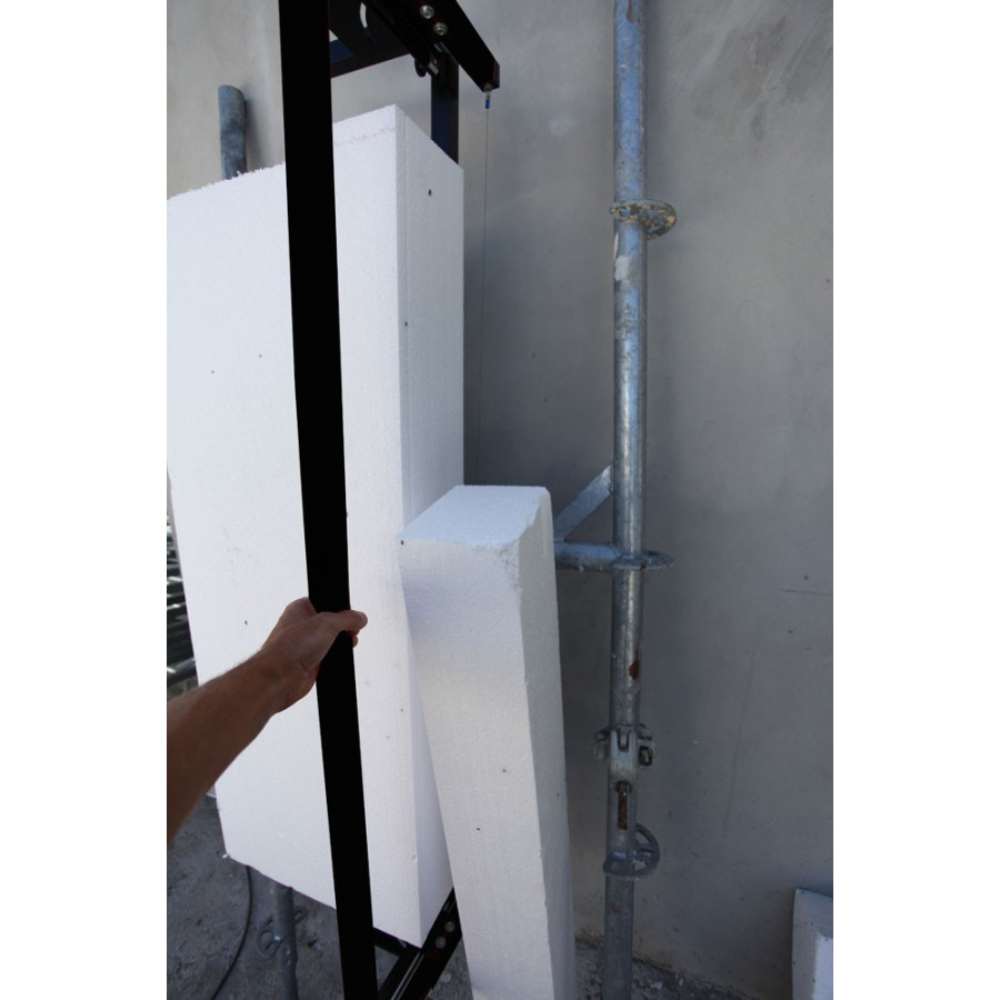 styrofoam how to clean insulation panels