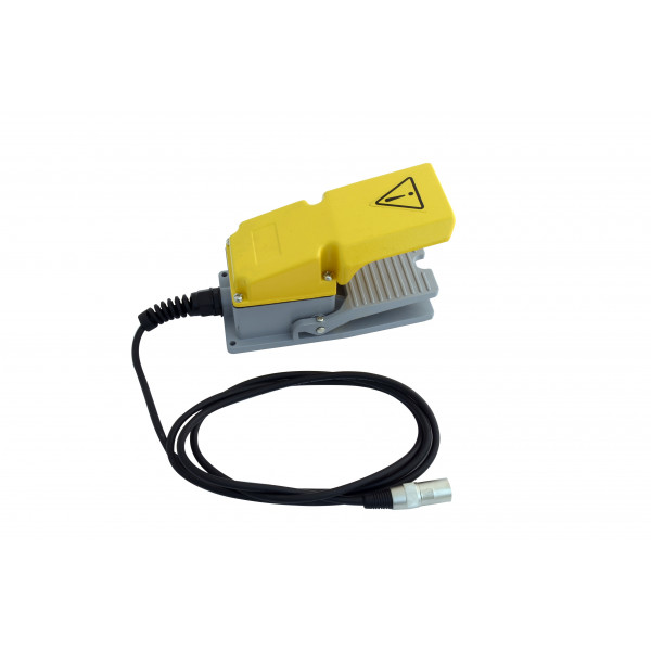 FOOT SWITCH FOR HOT WIRE CUTTING TABLE