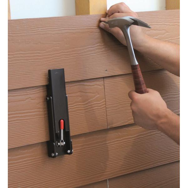 clin fix set of 2 cladding supports edma. Black Bedroom Furniture Sets. Home Design Ideas