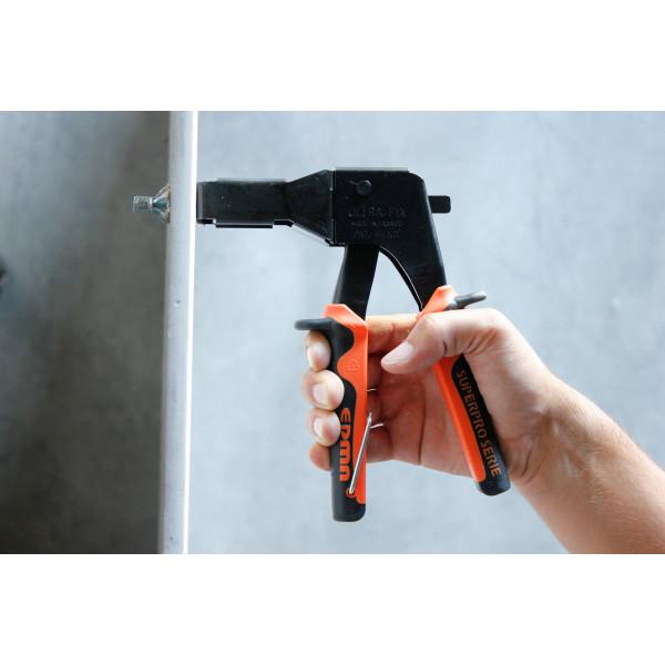 ULTRA-FIX® - Pistola profesional de expansión para tacos metálicos