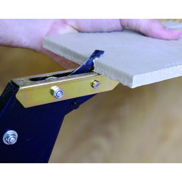 CROCOCUT - Hand nibbler shears for fiber cement siding