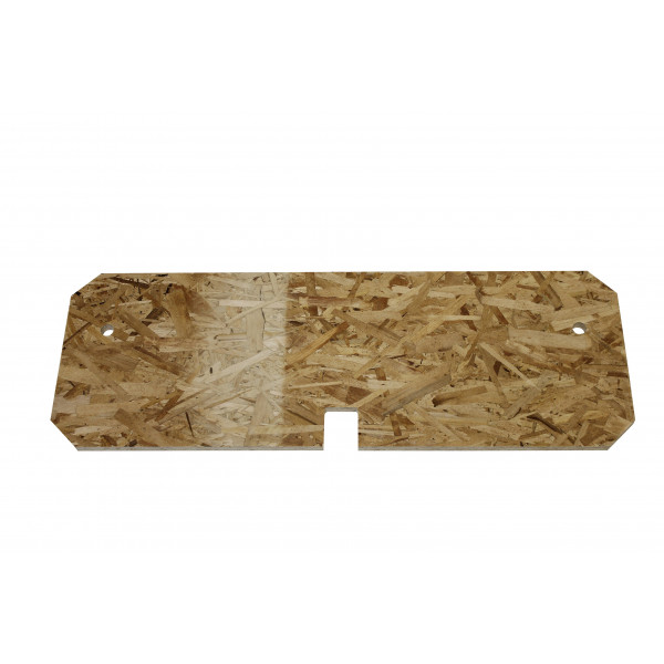 WOODEN PLATE FOR EDMAPLAC® 450