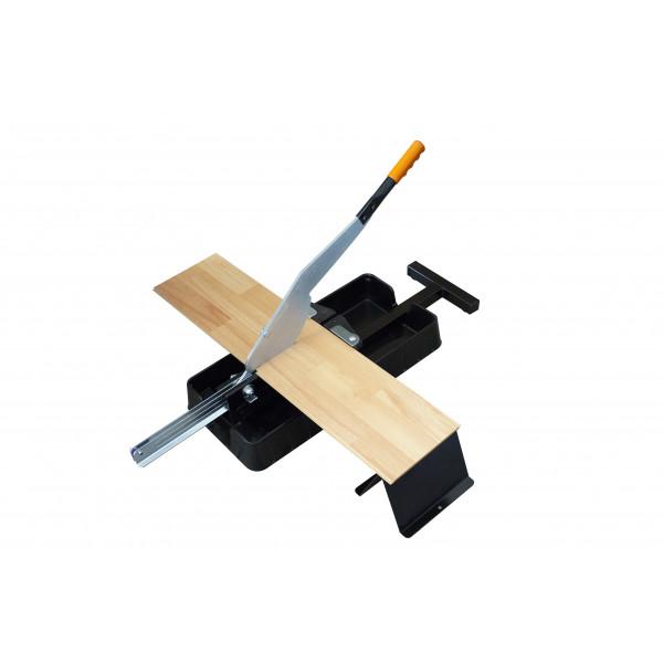 STRATICUT® 230 LVT - Professional guillotine for laminate, PVC, HD vinyl and LVT floorings