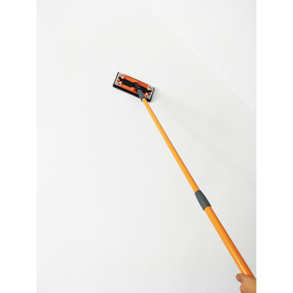 EASY LOCK TELESCOPIC SANDER - For wall and ceiling surface sanding and finishing