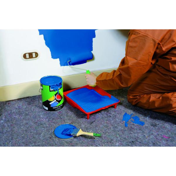 COVERABSORB 25 - Bâche de protection absorbante 25 m 180 g antidérapante