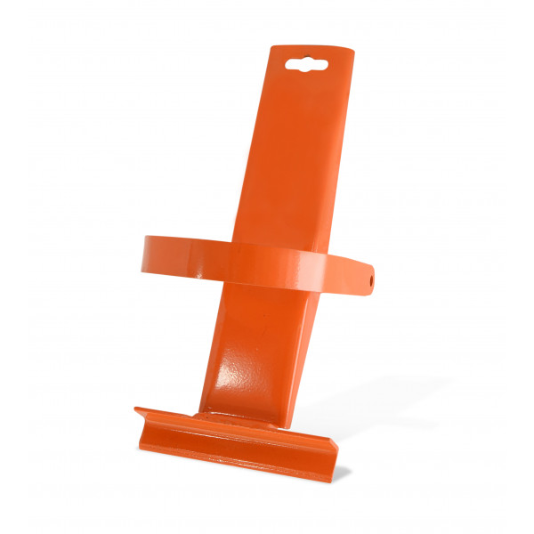 FOOTPLAC - Levier à plaque avec étrier en acier