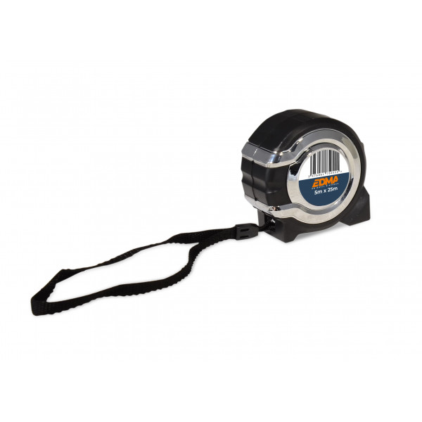 MEASURING TAPE - 5 m x 25 mm with nylon leash included