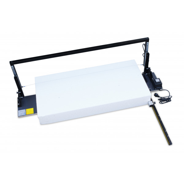 HORIZONTAL HOT WIRE CUTTING TABLE - For styrofoam