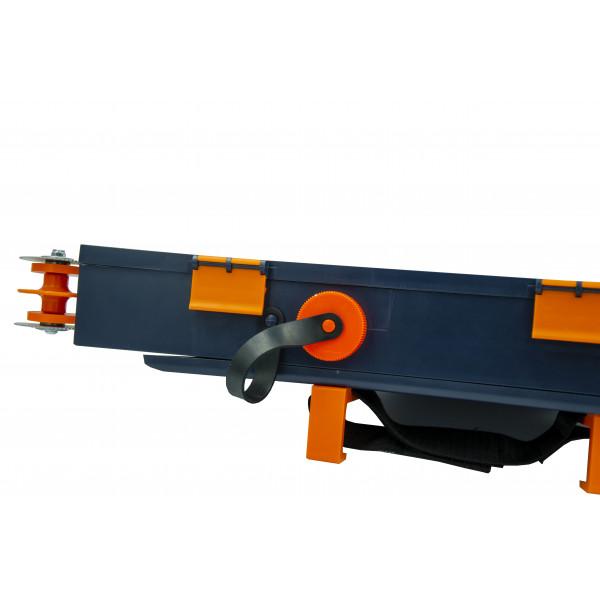 EDMAPLIC Dérouleur de bande à joint avec roulette d'angle