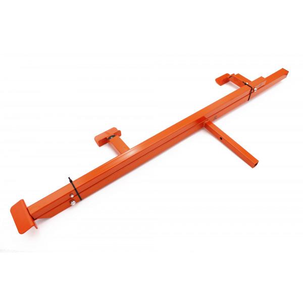 STRAIGHT ARM + EDMAPLAC 450 TUBING