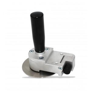 PLEGADORA DISCO CON TOPE RETRÁCTIL - Para los alzados de zinc de 90° hasta 180° máx.