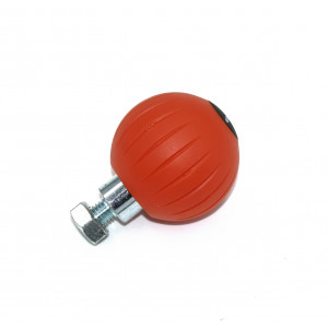 BALL RETAINER WITH CUTTING RULER
