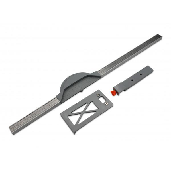 MAIN GAUGE - For EDMATILE 600 mm