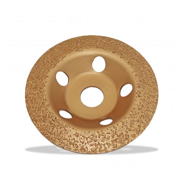 ABRASIVE DISC -125 mm - Fine grit 36