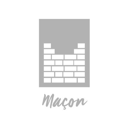 EDMA Métier Maçon