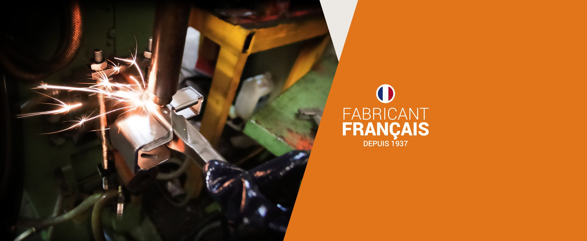 Fabricant francais depuis 1937