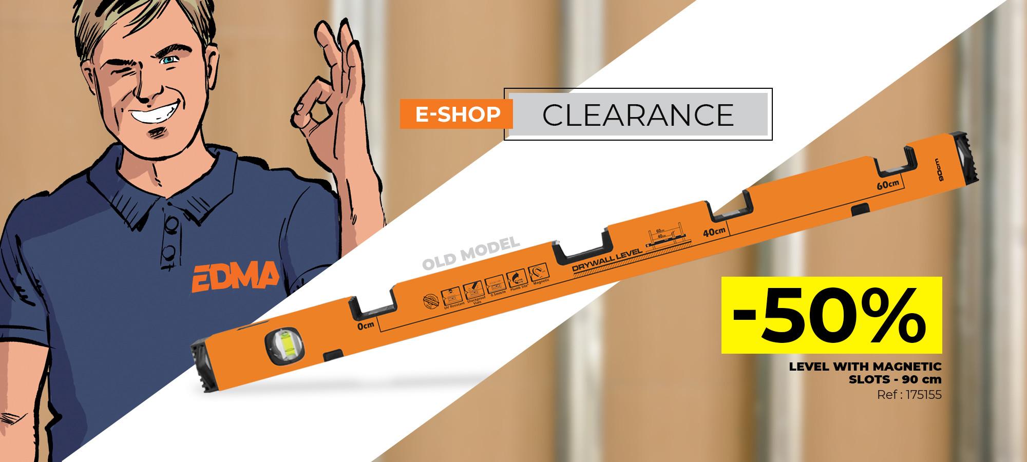 E-SHOP CLEARANCE